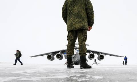 «Ανεβαίνει το θερμόμετρο» μεταξύ ΗΠΑ και Ρωσίας στην Αρκτική