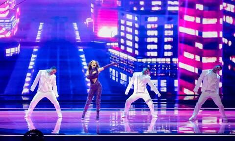 Eurovision 2021: Εντυπωσίασε η Ελλάδα με τη Στεφανία Λυμπερακάκη και το Last Dance