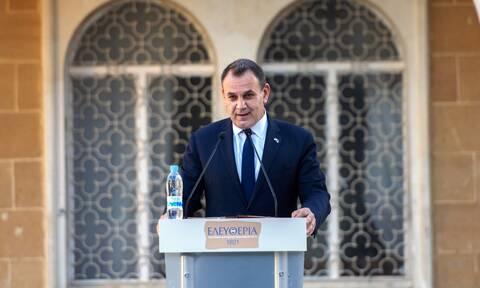 Παναγιωτόπουλος: Δεν αποστρατικοποιούνται τα νησιά - Έρχονται οι νέες φρεγάτες