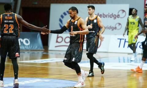 Basket League: «Break» στο Λαύριο ο Προμηθέας με τρομερό Κλαβέλ - Δείτε τα highlights (video)