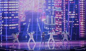Eurovision 2021: Στον τελικό η Ελλάδα με τη Στεφανία Λυμπερακάκη και το Last Dance