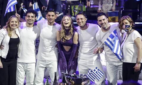 Eurovision 2021: Στον τελικό η Ελλάδα με το «Last Dance» - Δείτε την ελληνική συμμετοχή