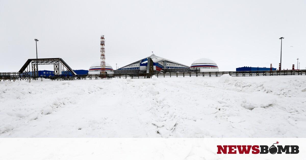 facebookrussia arctic base