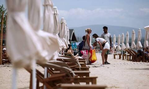 Έσοδα «ψίχουλα» 82,7 εκατ. ευρώ από τον τουρισμό στο πρώτο τρίμηνο 2021