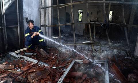 «Καμπανάκι» Λέκκα: Πολλαπλές οι επιπτώσεις από την πυρκαγιά στο Σχίνο