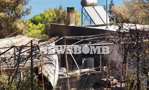 Φωτιά στην Κορινθία: Θλίψη για τις καταστροφές - Από το 2000 είχε να πιάσει τέτοια φωτιά τον Μάιο