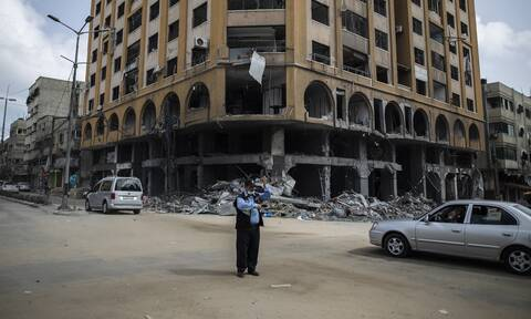 ΥΠΕΞ: Συνδράμουμε την Αίγυπτο με βοήθεια για την περίθαλψη τραυματιών από τη Γάζα