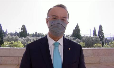 Σταϊκούρας : Ανάγκη ευθυγράμμισηςτης δημοσιονομικής με τη νομισματική πολιτική