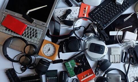 Ουραγός η Ελλάδα στη συλλογή αποβλήτων ηλεκτρικού και ηλεκτρονικού εξοπλισμού
