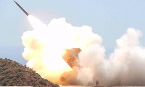 Στρατός Ξηράς: Άνοιξε πυρ στην Κρήτη παρουσία Στεφανή και Λαλούση – Εντυπωσιακές εικόνες
