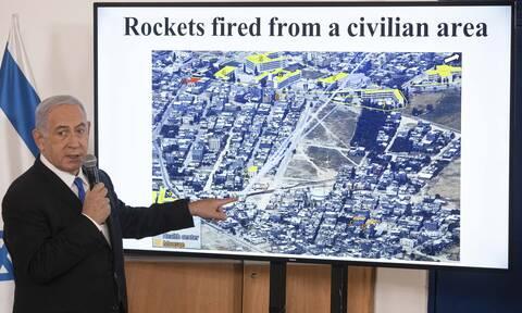 Ο Νετανιάχου προειδοποιεί: Δεν θα κάτσουμε να μας πυροβολεί η Χαμάς - Τους πήγαμε χρόνια πίσω