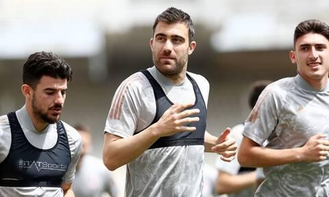 Τελικός Κυπέλλου: «Μέσα» ο Παπασταθόπουλος για το ΠΑΟΚ – Ολυμπιακός