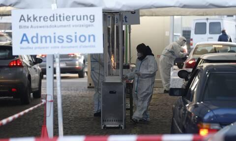 Γαλλία: Tέλος στα τεστ κορονοϊού για όσους διασχίζουν καθημερινά τα σύνορα με τη Γερμανία
