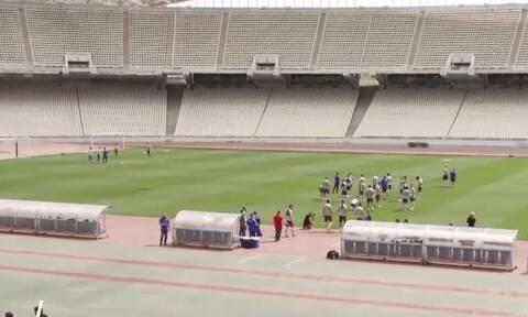 Τελικός Κυπέλλου: Τα τελευταία νέα πριν το Ολυμπιακός – ΠΑΟΚ (video)