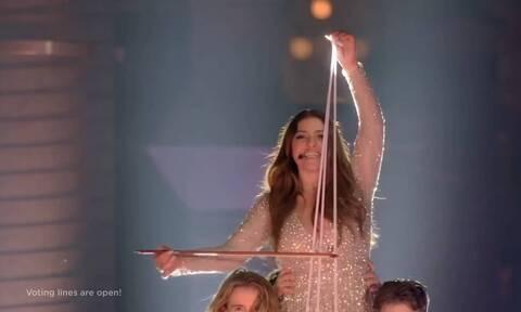 Eurovision 2021 Τελικός: «Μάγεψε» τους πάντες η Έλενα Παπαρίζου με το «My Number One»