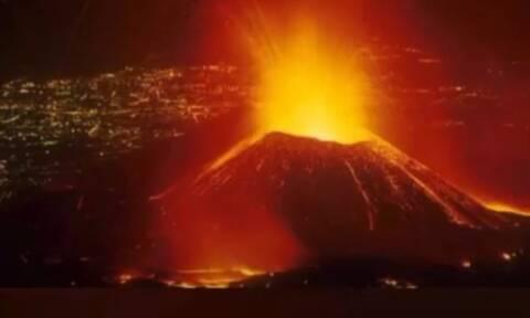 Kονγκό: Εξερράγη ένα από τα πιο ενεργά ηφαίστεια στον κόσμο – Δείτε τα συγκλονιστικά βίντεο
