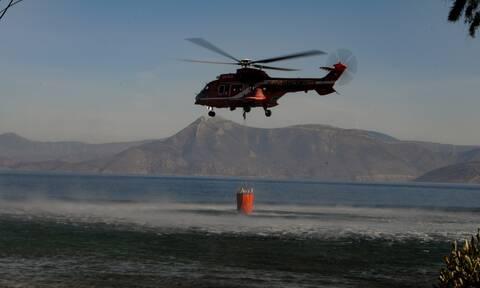 Φωτιά Γεράνεια Όρη: Όλα τα μέτρα στήριξης των πυρόπληκτων - Έως 6.000 ευρώ αποζημίωση