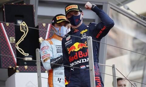 Formula 1: Εκπληκτικός Φερστάπεν στο Μονακό! – Πρώτη νίκη καριέρας και κορυφή (videos+photos)