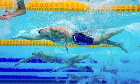Ευρωπαϊκό Υγρού Στίβου: Χάλκινο μετάλλιο ο Γκολομέεβ! - Πανελλήνιο ρεκόρ η Ντουντουνάκη (video)
