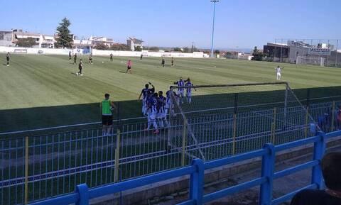 Football League: Σκόνταψε η Βέροια, νίκη για Καλλιθέα