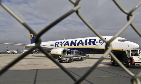 Τέλος στην αγωνία για τους 170 επιβάτες: Αναχώρησε από το Μινσκ για το Βίλνιους η πτήση της RyanAir
