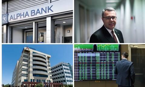 Οι cornerstone investors της Alpha Bank, η εντολή Ψάλτη και οι αλλαγές προσώπων στον ΟΠΑΠ
