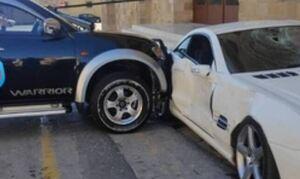 Σάλος στη Ρόδο: Αστυνομικός σπάει το αυτοκίνητο του αστυνομικού διευθυντή - Βίντεο ντοκουμέντο