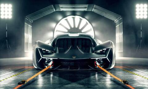 H Lamborghini το γυρνάει στους ηλεκτρικούς κινητήρες από το 2025