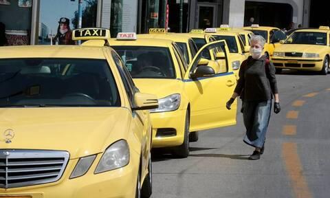 Αλλάζει οεπιτρεπόμενος αριθμός των επιβατών στα ταξί - Πόσοι επιβάτες επιτρέπονται