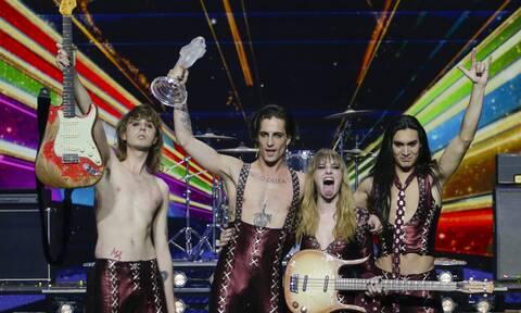 Eurovision 2021 – Damiano David: Με προσβάλουν όσοι λένε ότι μπορεί να πήρα ναρκωτικά