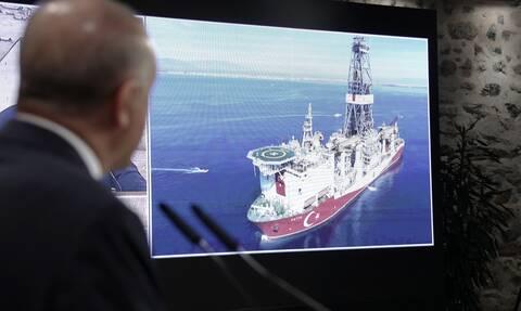Η Τουρκία προαναγγέλλει γεωτρήσεις σε ανατ. Μεσόγειο και υπαινίσσεται ανακαλύψεις στη Μαύρη Θάλασσα