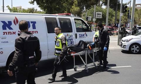 Ιερουσαλήμ: Επίθεση με μαχαίρι από Παλαιστίνιο- Δύο Ισραηλινοί τραυματίες, νεκρός ο δράστης