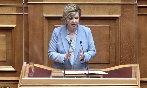 Καταγγελία Γεροβασίλη στη Βουλή για τις τοποθετήσεις του Γιάννη Λοβέρδου