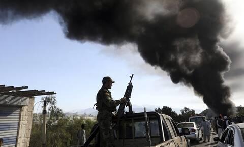 Αφγανιστάν: Σφοδρές μάχες μεταξύ στρατού και Ταλιμπάν 120 χλμ. από την Καμπούλ