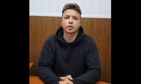 Θρίλερ με τον Προτάσεβιτς στη Λευκορωσία: Εμφανίστηκε σε βίντεο που τον δείχνει να ομολογεί