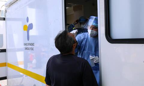 ΕΟΔΥ: Σε ποια σημεία θα γίνονται δωρεάν rapid test την Τρίτη 25 Μαΐου