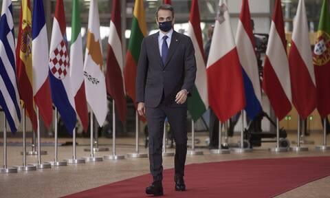 Σύνοδος Κορυφής: Αυστηρές κυρώσεις στη Λευκορωσία – Συνάντηση Μητσοτάκη με τον Λιθουανό πρόεδρο