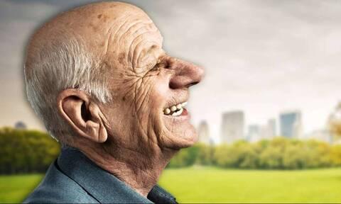 Γιατί η μύτη και τα αυτιά μας δεν σταματάνε να μεγαλώνουν ποτέ;