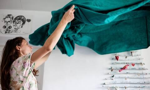 Πώς το καθάρισμα βοηθά στη διαχείριση του στρες