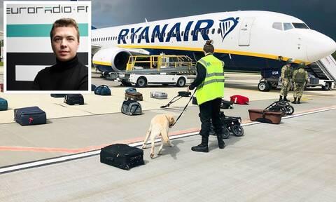 Αεροπειρατεία Ryanair: Έλληνας ένας από τους επιβάτες που κατέβηκαν στη Λευκορωσία