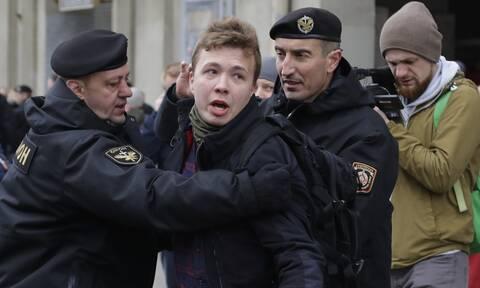 Γιατί η Λευκορωσία ρίσκαρε διεθνές επεισόδιο για τον Ρομάν Προτασέβιτς