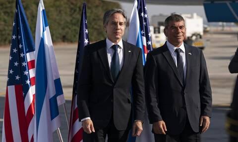 Αποστολή Μπλίνκεν στη Μέση Ανατολή για ενίσχυση της εκεχειρίας μεταξύ Ισραήλ- Γάζας