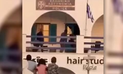Πάρος: Απίστευτο περιστατικό - Ρομά ξυλοκόπησαν αστυνομικούς