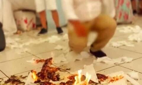 Κορονοϊός - Νάξος: «Βούλιαξε» το νησί μετά τη βάφτιση σε γλέντι με 400 καλεσμένους