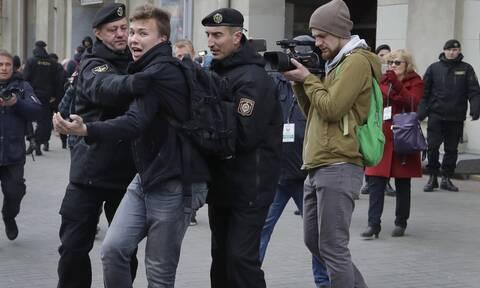 ΝΑΤΟ και ΟΗΕ ζητούν από τη Λευκορωσία την άμεση απελευθέρωση του Προτασέβιτς