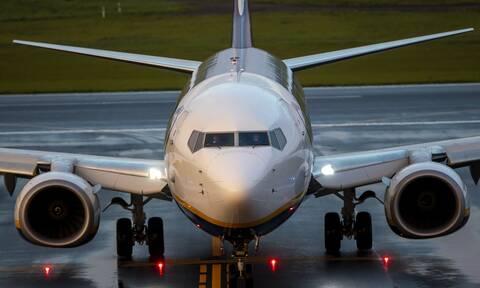 Λευκορωσία: «Έχετε βόμβα» είπε το Μινσκ στο πλήρωμα του αεροπλάνου της Ryanair