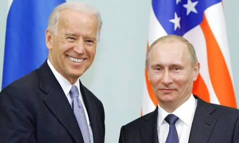 Συνάντηση Πούτιν - Μπάιντεν στη Γενεύη