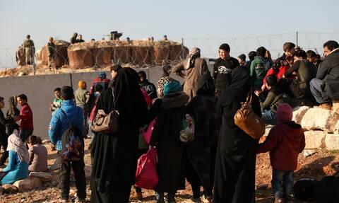 Συρία: Σχεδόν 100 οικογένειες στέλνονται πίσω στο Ιράκ από τον καταυλισμό Αλ-Χολ