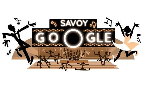 Savoy Ballroom: H Google τιμά με διαδραστικό Doodle τη θρυλική αίθουσα χορού swing