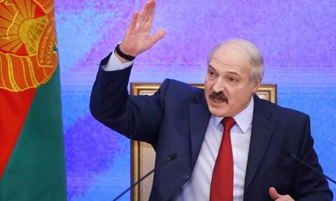 Λουκασένκο για «αεροπειρατεία»: Οι επιθέσεις στη Λευκορωσία πέρασαν τις «κόκκινες» γραμμές